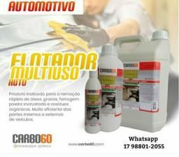 Flotador Multiuso Auto Carbo60 concentrado  5lt