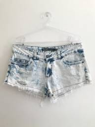 Short jeans estonado
