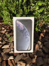 IPhone XR 128gb lacrado preto