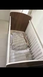 Berço Bebê + Colchão