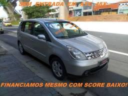 Nissan Livina SL 1.8 Flex 2011/2011 Automatica