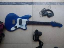 Guitarra, não funciona