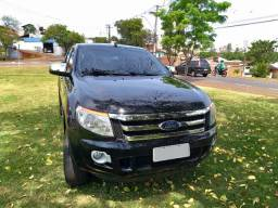 Ford Ranger 2.5 Flex 4x2 CD Xlt 2014 com 80.000 km