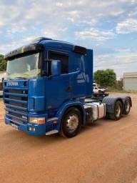 Caminhão Scania 420