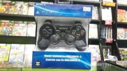 Controle Lacrado para PS3 - Com Garantia