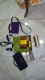 Vendo bolsas diversas de marca.