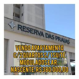 Título do anúncio: Ap.2 Qts, Ao lado do Shopping Ponta Negra. Andar alto