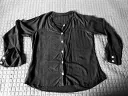 Camisa feminina social