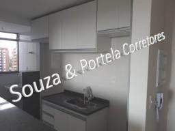 Apartamento 3/4 com Suíte e Varanda na Aug. Montenegro no Cond. Ville Solare.
