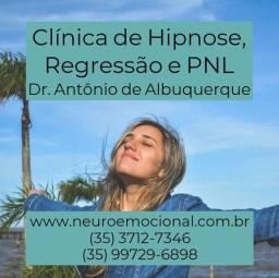 Hipnose, Regressao e PNL - Terapia Online e Presencial