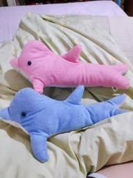 Pelúcia de golfinho