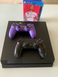 Playstation 4 (2 controles)