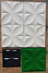 Vendo forma para confeccionar placa de gesso 3d