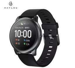 Relógio smartchwach haylou solar Ls05
