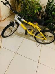 Bicicleta aro 20 com negociação de valor