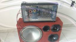 vendo modulo com caxinha  modulo top power one 2400 watts