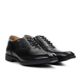 Sapato Social Rafarillo Macerata ( 38 ) Preto. Extremamente confortável