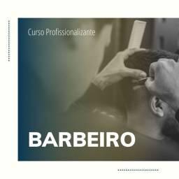 Curso de Barbeiro Profissionalizante