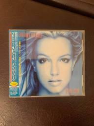 Cds Britney Spears( importados Japão )