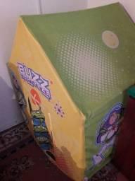 Brinquedinhos mais barraca.  50 reais