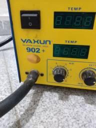 Estação Solda E Retrabalho 2 Em 1 Yaxun 902+ 11<br><br>
