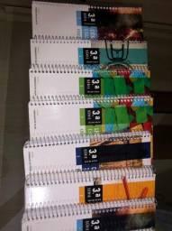 Livros Didáticos 3º Ano Colégio Bom Jesus