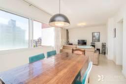 Apartamento à venda com 3 dormitórios em Petrópolis, Porto alegre cod:328568