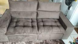Sofa Retratil Reclinável