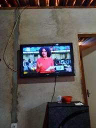 TV LG não é smart 32 polegadas