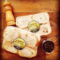 Produtos da roça - linguiça, bacon, costelinha e queijos