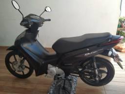 Honda biz 125 ex azul