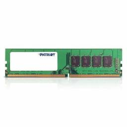 Memória DDR4 8GB 2400MHz CL17 Patriot (PSD48G240081)<br><br>