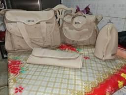Título do anúncio: Conjunto de bolsas NOVAS da marca ARTPURA.