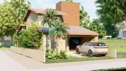 Excelente duplex novo de esquina no condomínio Jardins de Alice e Pereira
