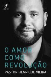 Livro - O Amor como Revolução - Novo - Lacrado