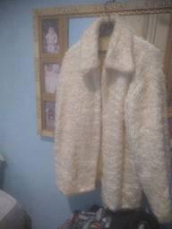 Olá galera temos esse casaco de pele de carneiro irado