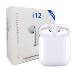 Título do anúncio: Fone de ouvido intra-auricular i12
