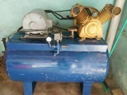 Compressor 20 pés por 200 litros