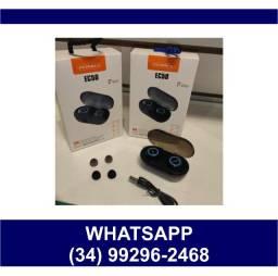 Fone Airdots Ecooda EC50 Bluetooth Sem Fio * Fazemos Entregas