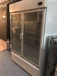 Refrigerador semi novo duas portas