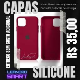 Capas de silicone (entrego)