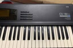 Vendo teclado Korg 01WFD