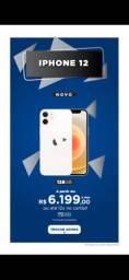 iPhone 12 128gb novo