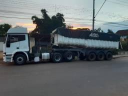 Caminhão Iveco Eurotec