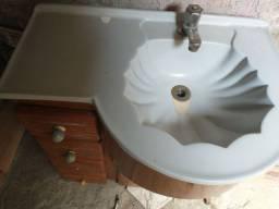 Pia de lavabo