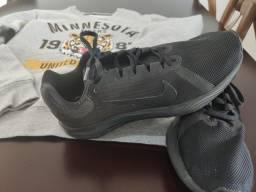 Moleton 16 anos + Nike Running 36