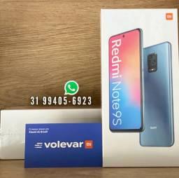 PROMOÇÃO! Xiaomi NOTE 9S 128GB 6GB Ram - Novo Lacrado Garantia - GLOBAL