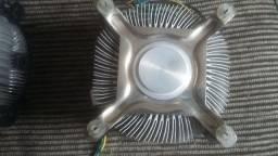 cooler e dissipador socket 775