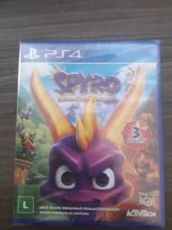 Vendo Jogo Spyro Reignited Trilogy para Ps4 Lacrado