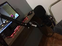 Microfone BM800 USB